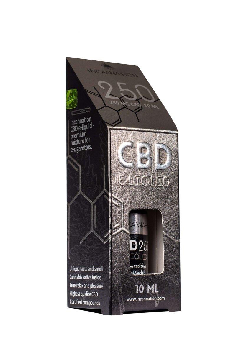 E-Liquid CBD San Pedro 250 mg CBD /10 ml
