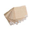 Próbnik tkanin, lin i taśm tapicerskich 100% konopnych hemp