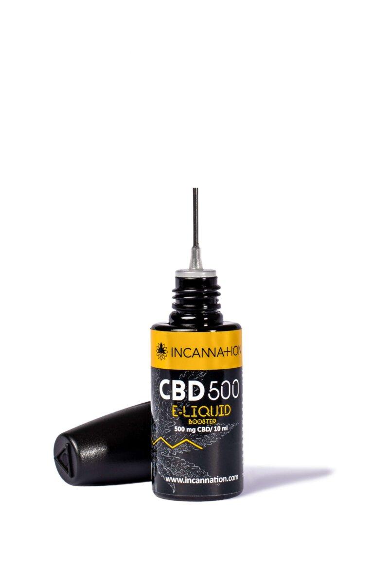 E-Liquid CBD Booster 500 mg CBD /10 ml