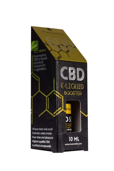 E-Liquid CBD Booster 500 mg CBD /10 ml