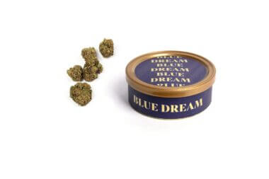 BLUE DREAM Puszka 3g Golden Line