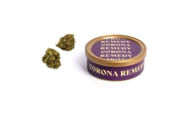 CORONA REMEDY  Puszka 3g Golden Line