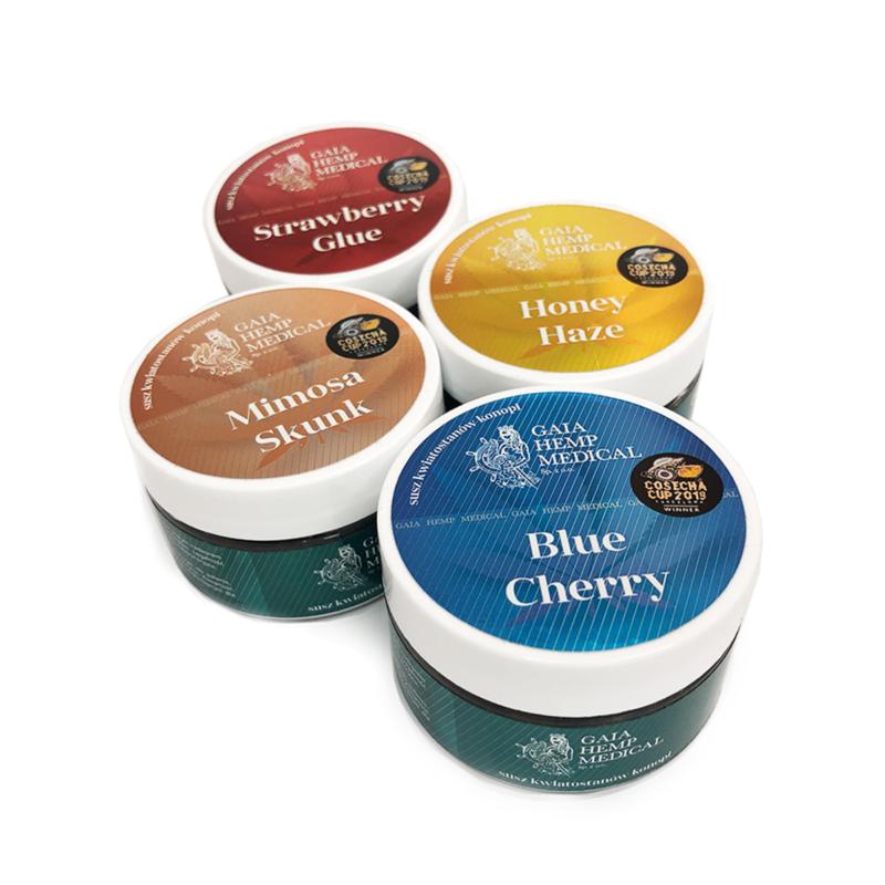 Blueberry Kush Pudełko 3g