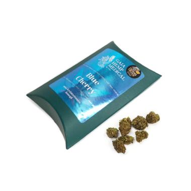 BLUE CHERRY Poduszka 1g