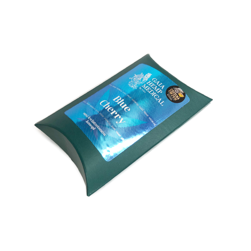 BLUE CHERRY Poduszka 2g