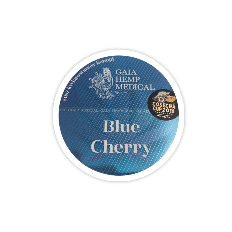 BLUE CHERRY  Pudełko 5g