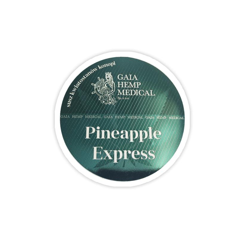 PINEAPPLE EXPRESS Pudełko 3g