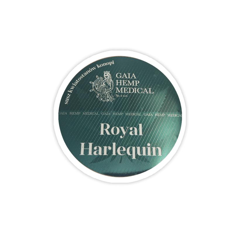 ROYAL HARLEQUIN Pudełko 5g
