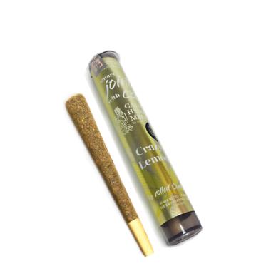Pre rolls – Joint CRAZY LEMON – 1 sztuka CBD